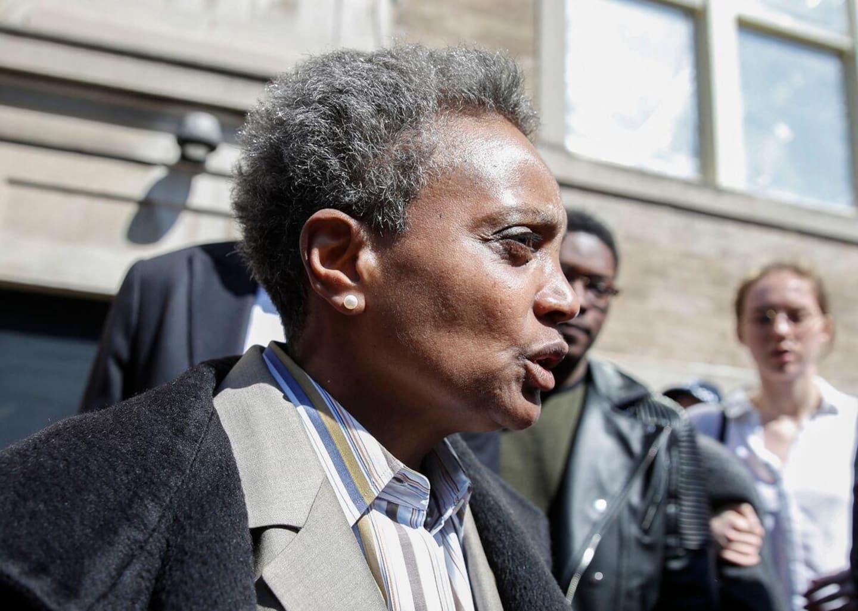 À Chicago, épreuve de force entre la mairesse et la police autour des vaccins