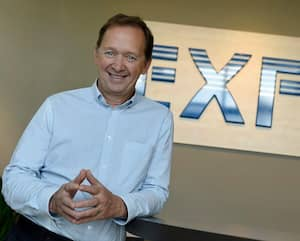 Germain Lamonde, fondateur et principal actionnaire chez EXFO