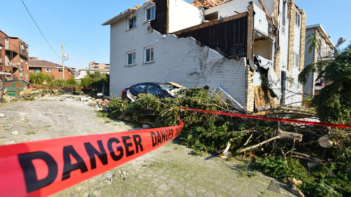 12 Catastrophes Naturelles Qui Ont Marqué La Dernière