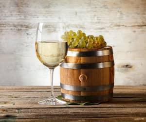 bloc vin blanc