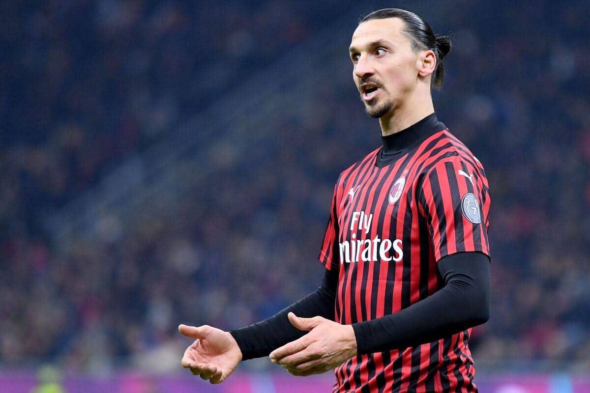 Ibrahimovic s'entraîne avec Hammarby — Milan