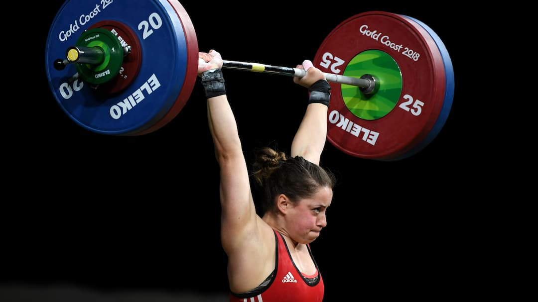 WEIGHTLIFTING-CGAMES-2018-GOLD COAST