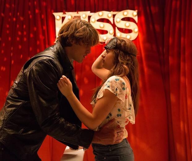 Image principale de l'article Voyez la bande-annonce de «The Kissing Booth 2»