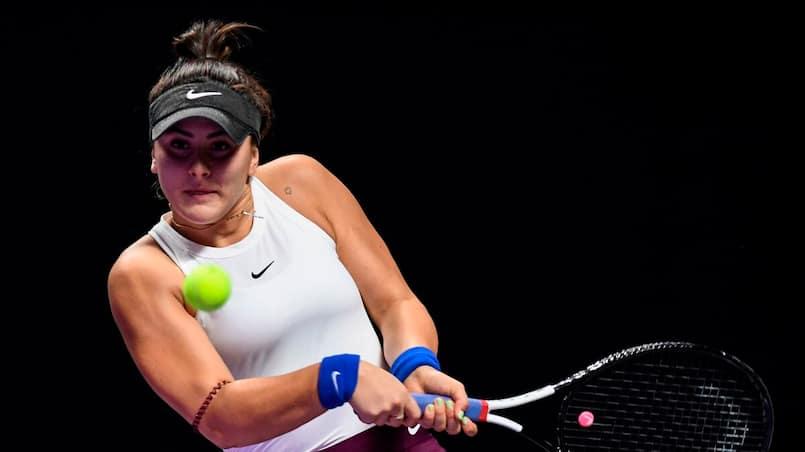 Bianca Andreescu repousse son retour