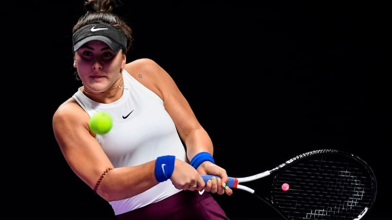 Le retour de Bianca Andreescu sera en Australie