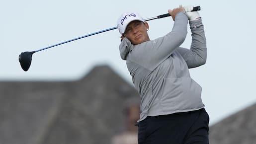 LPGA: près de 20 ans d'attente pour une golfeuse