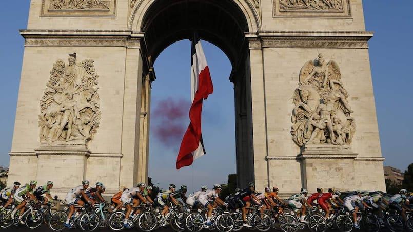 Jamais le Tour de France n'aura eu lieu aussi tard