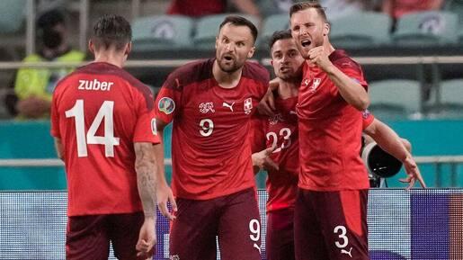 Euro: La Suisse domine la Turquie et rêver aux huitièmes