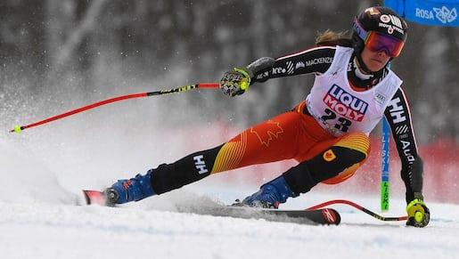 Marie-Michèle Gagnon moins en contrôle, mais encore dans le top 20