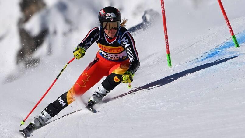 Ski alpin: une sixième place pour Gagnon aux Mondiaux