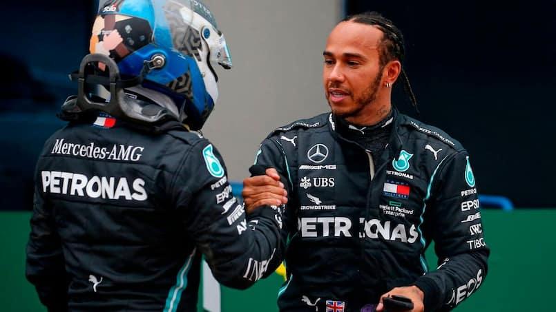 Qui peut battre Lewis Hamilton?