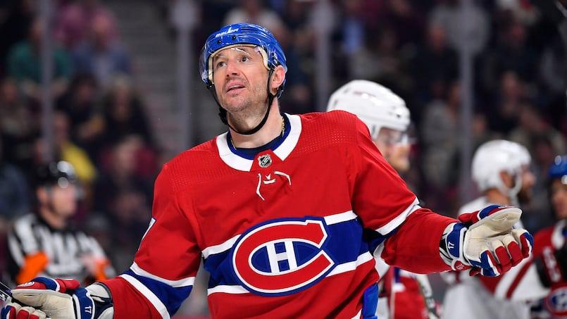 Ilya Kovalchuk «n'aide peut-être pas les Canadiens»