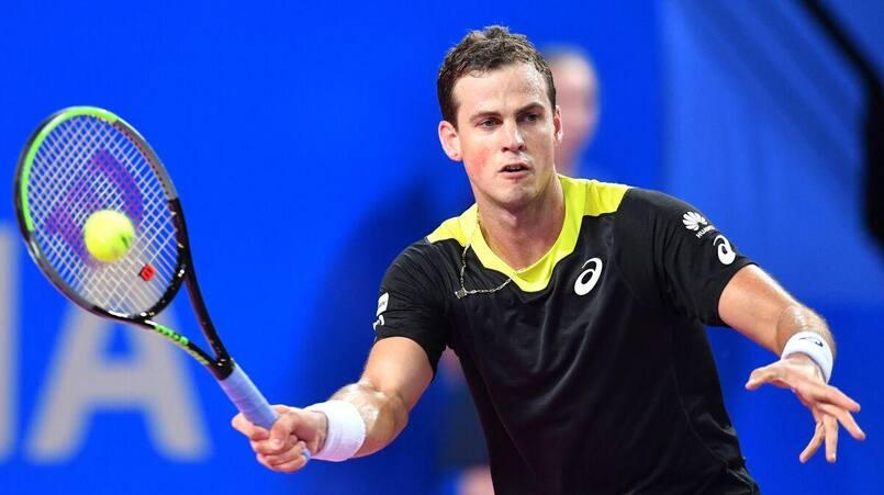 Vasek Pospisil quitte le conseil des joueurs de l'ATP