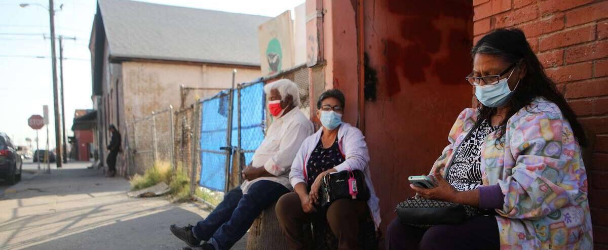 El Paso Ville Du Texas Ecrasee Par Le Coronavirus Jdm