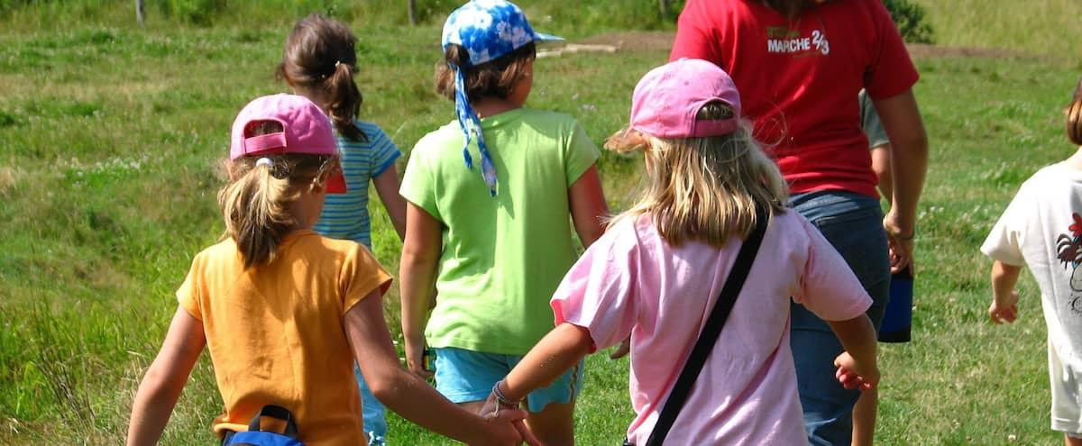 Les camps de jour seront autorisés cet été