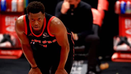 Kyle Lowry quitte les Raptors