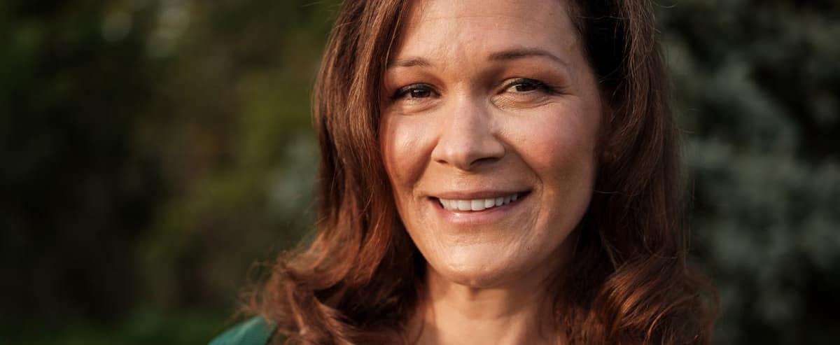 Nostalgie télé: Sandrine Bisson, «une très bonne spectatrice»