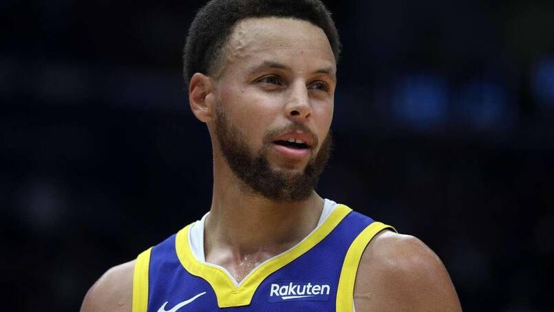 Stephen Curry s'approche d'un retour au jeu