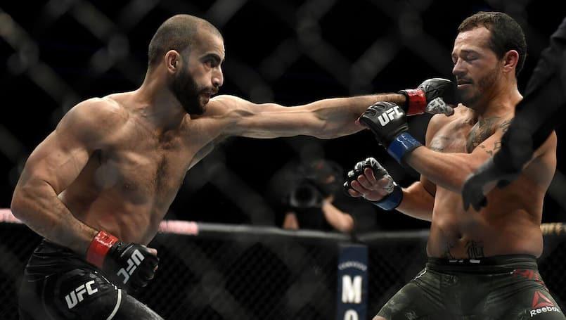 Un combattant de l'UFC accusé d'avoir poignardé ses deux sœurs