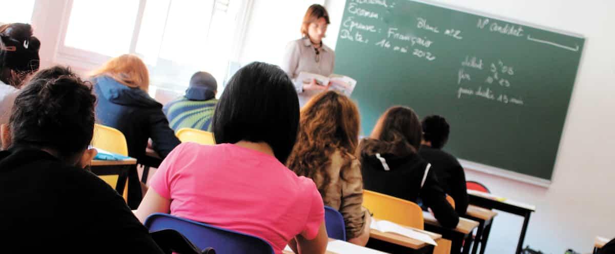 Retour des examens ministériels pour la prochaine année scolaire