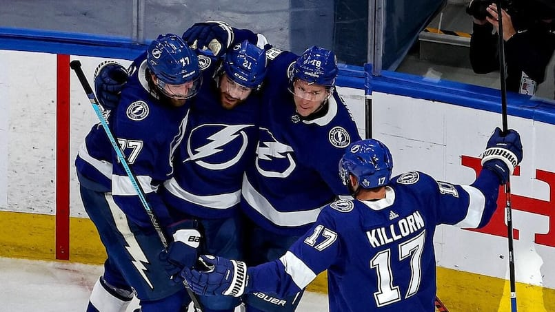 Le Lightning humilie New York!