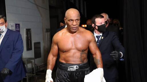 Mike Tyson ne voudrait rien savoir d'Evander Holyfield