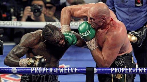 Fury-Wilder: un troisième combat en décembre?