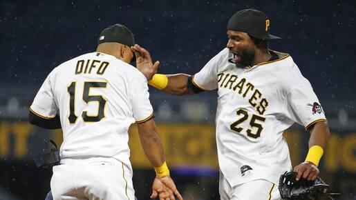 Les Pirates font une impressionnante remontée