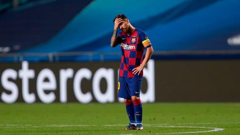 Messi aurait demandé à quitter le FC Barcelone
