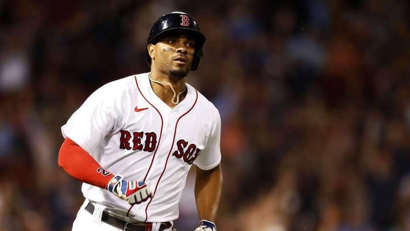 Positif à la COVID-19, un joueur des Red Sox est sorti en plein match