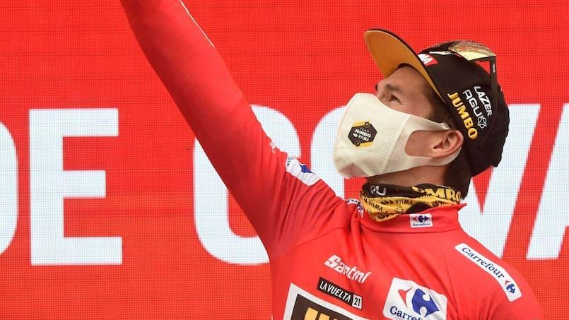 Tour d'Espagne: domination sans équivoque de Primoz Roglic