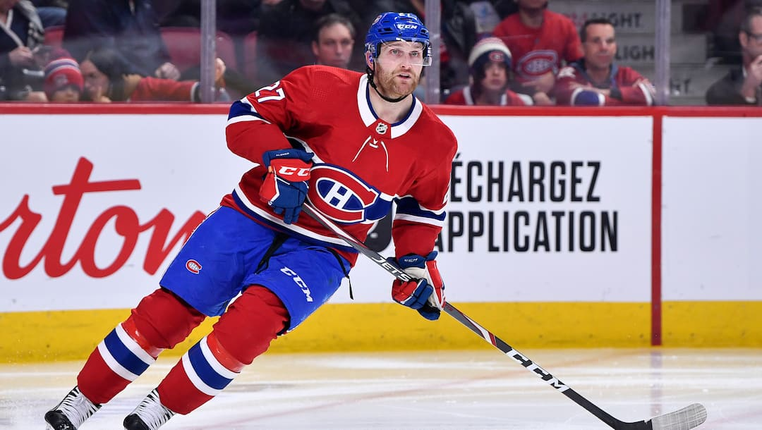 Canucks c. Canadiens