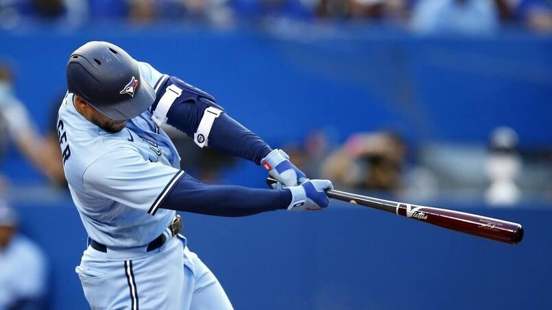 Les Blue Jays frappent vite et fort