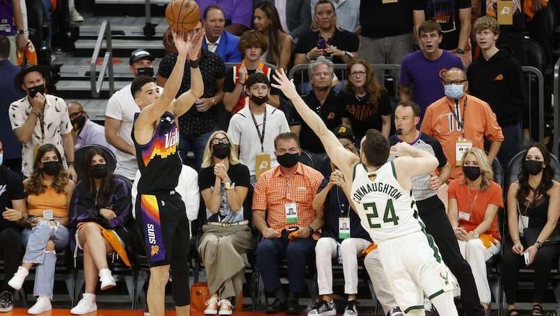 NBA: la première aux Suns