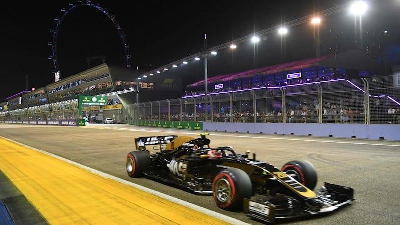 F1: le GP de Singapour à huis clos «inconcevable»