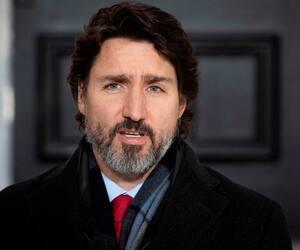 Le premier ministre canadien, Justin Trudeau