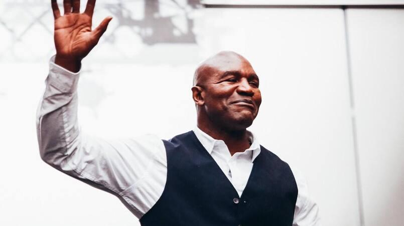 Evander Holyfield ne dirait pas non à Mike Tyson