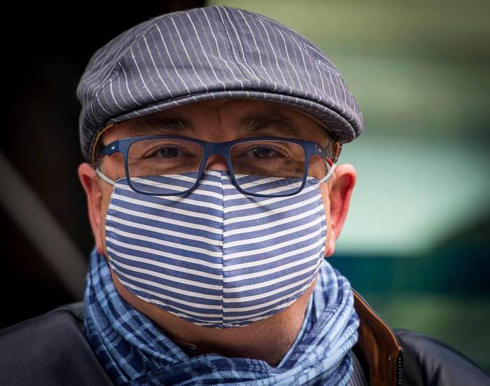 Le directeur national de la santé publique, Dr Horacio Arruda
