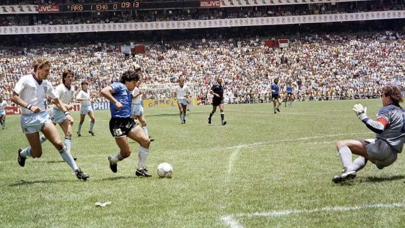 Diego Maradona: cinq souvenirs en Coupe du monde