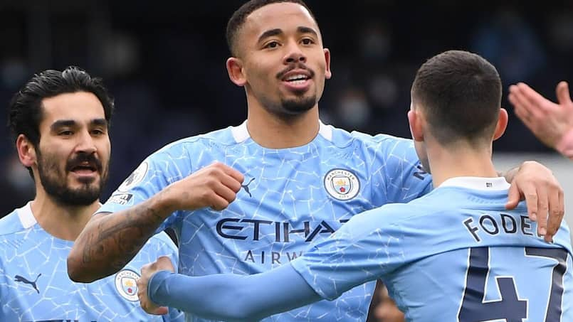 City conforte sa première place; United freiné