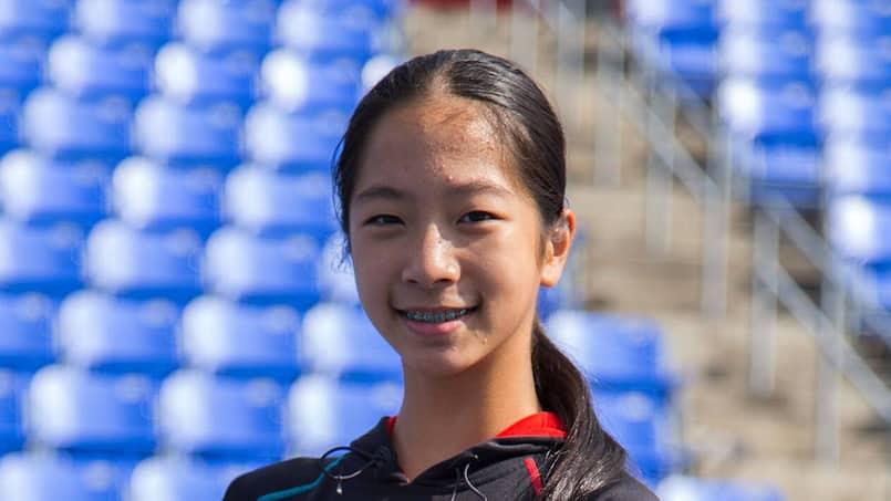 Annabelle Xu s'incline à Roland-Garros