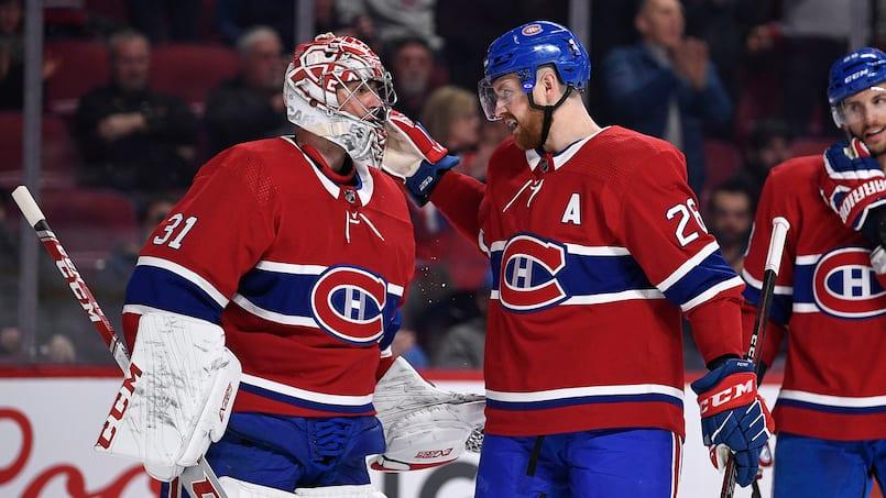 Si les Canadiens avaient joué comme ça toute la saison...