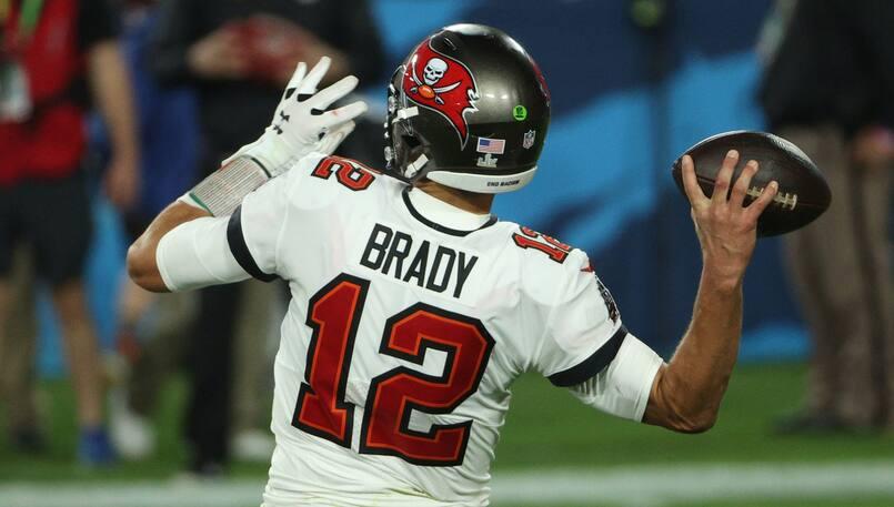 Un autre record pour Tom Brady