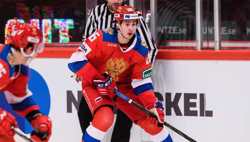 Oubliez Alexander Romanov face aux Penguins