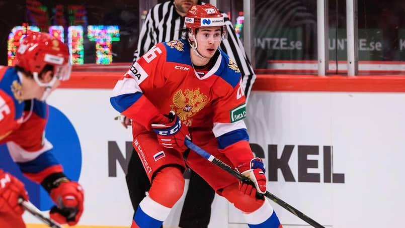 «C'est mon rêve de jouer à Montréal» - Alexander Romanov