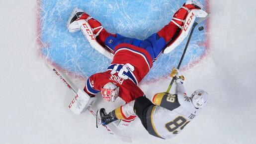 Canadiens-Golden Knights: des paris qui pourraient rapporter gros