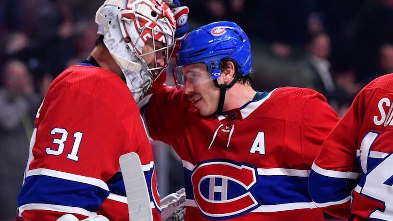 Bruins c. Canadiens