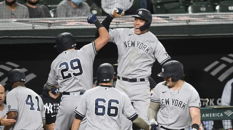 La longue balle sauve les Yankees
