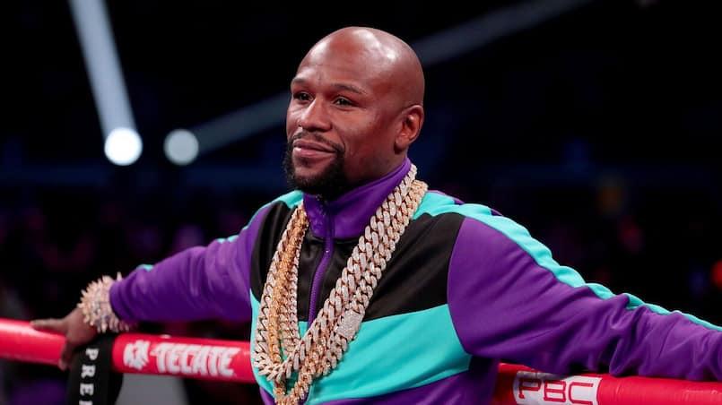 Un combat Floyd Mayweather - Logan Paul à venir?