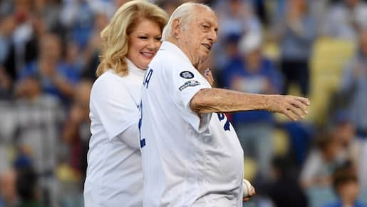 Tommy Lasorda quitte les soins intensifs